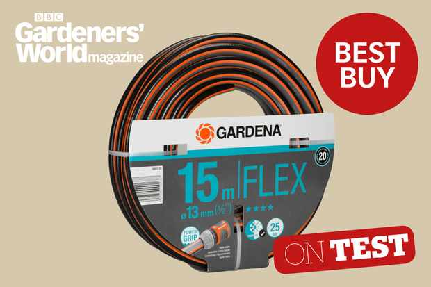 Gardena Comfort FLEX garden hose review - BBC Gardeners' World Magazine
