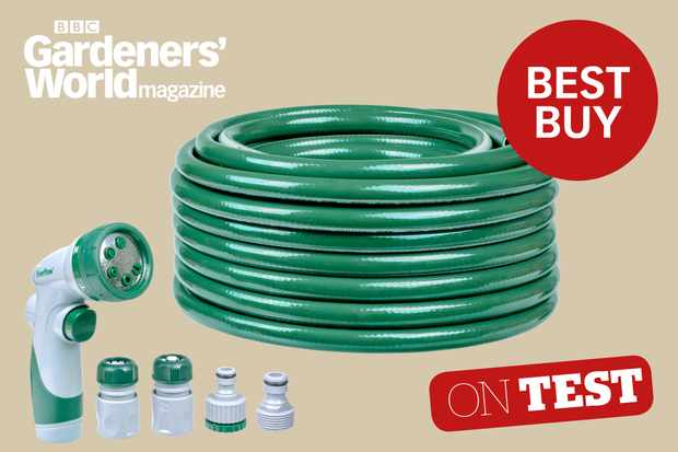RHS Everflow EasyControl garden hose review - BBC Gardeners' World Magazine