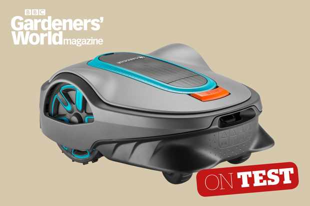 Gardena Smart Sileno Life robotic mower