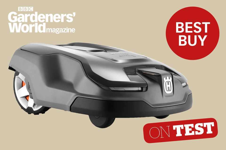 Husqvarna Automower 315x Robotic Mower Review Bbc