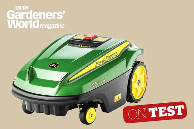John Deere Tango E5 Series II robotic mower