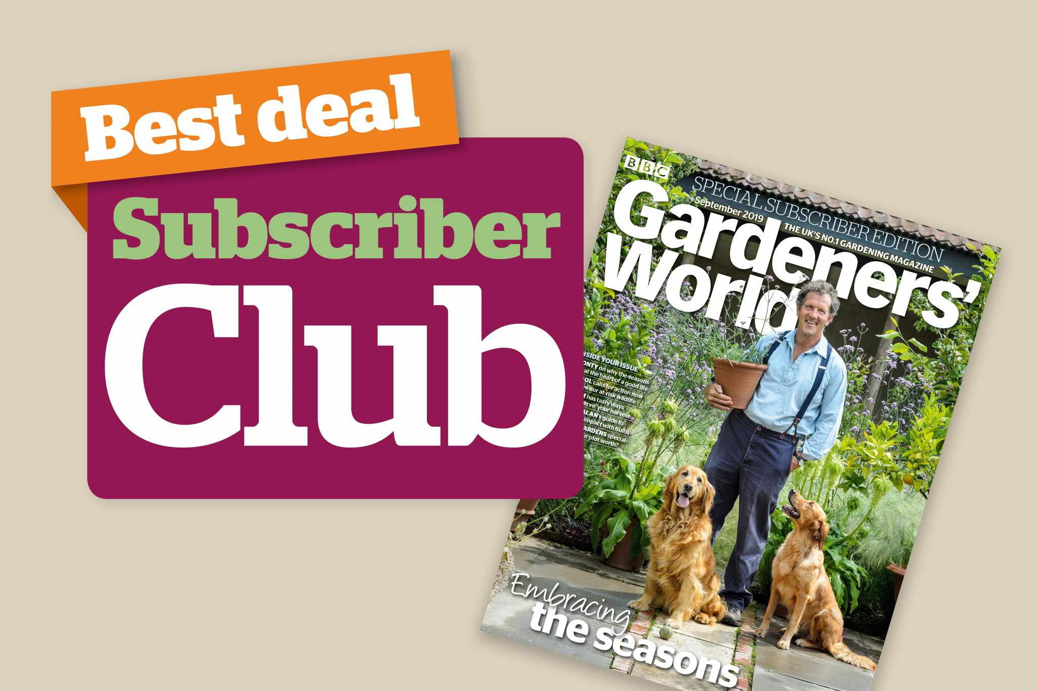 Subscribers save 10% with selected suppliers - new September issue