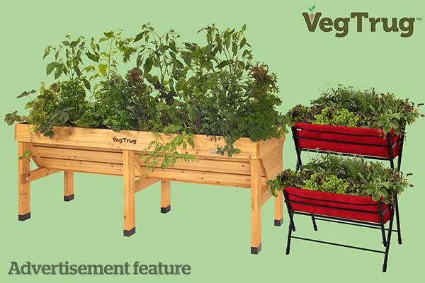 Win a VegTrug prize bundle