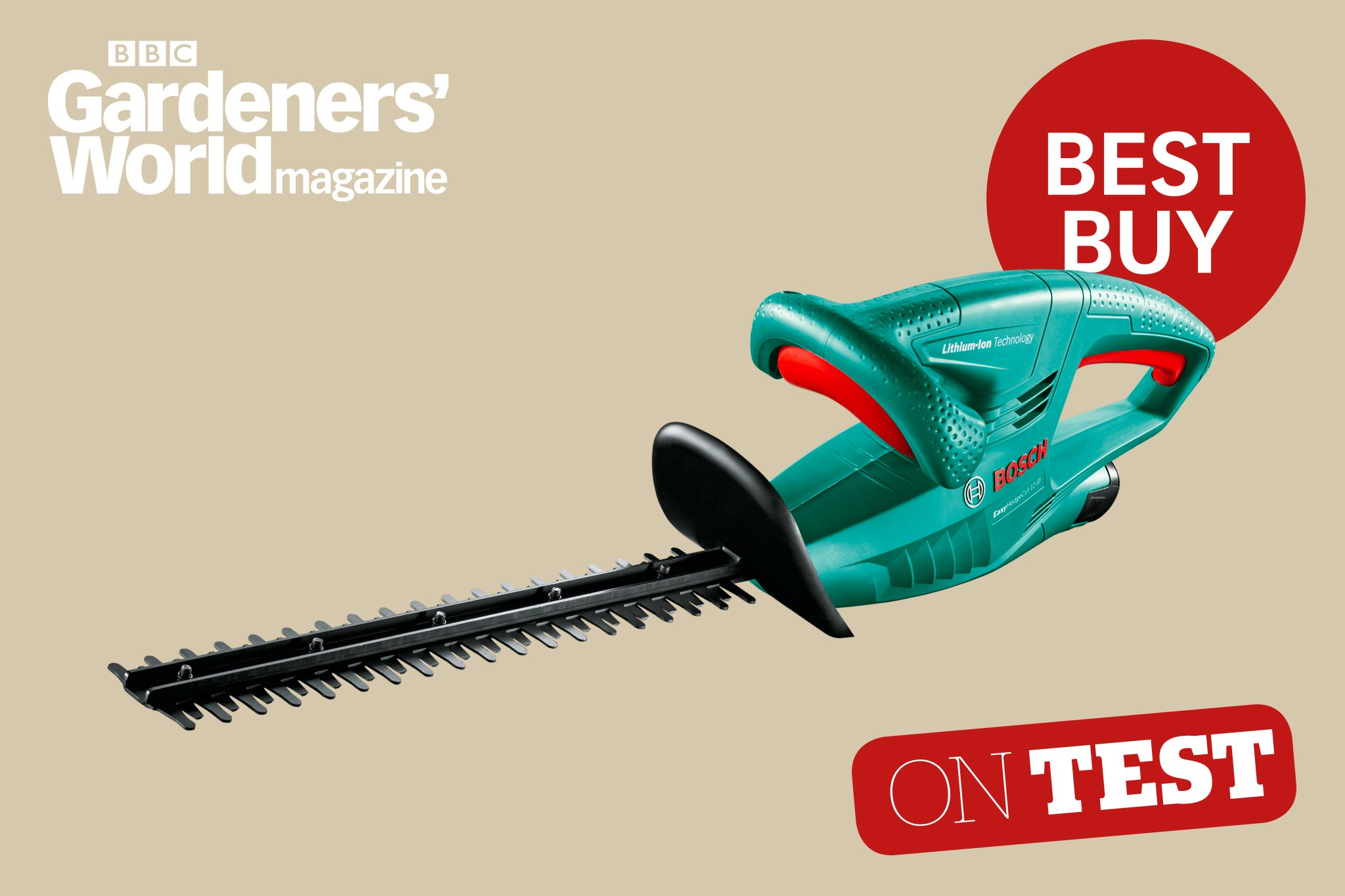 Hedge trimmer reviews , BBC Gardeners\u0027 World Magazine