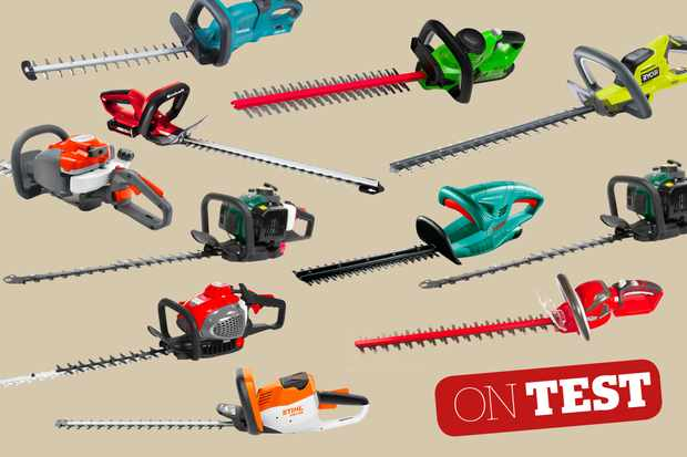 Hedge trimmer reviews from BBC Gardeners' World Magazine