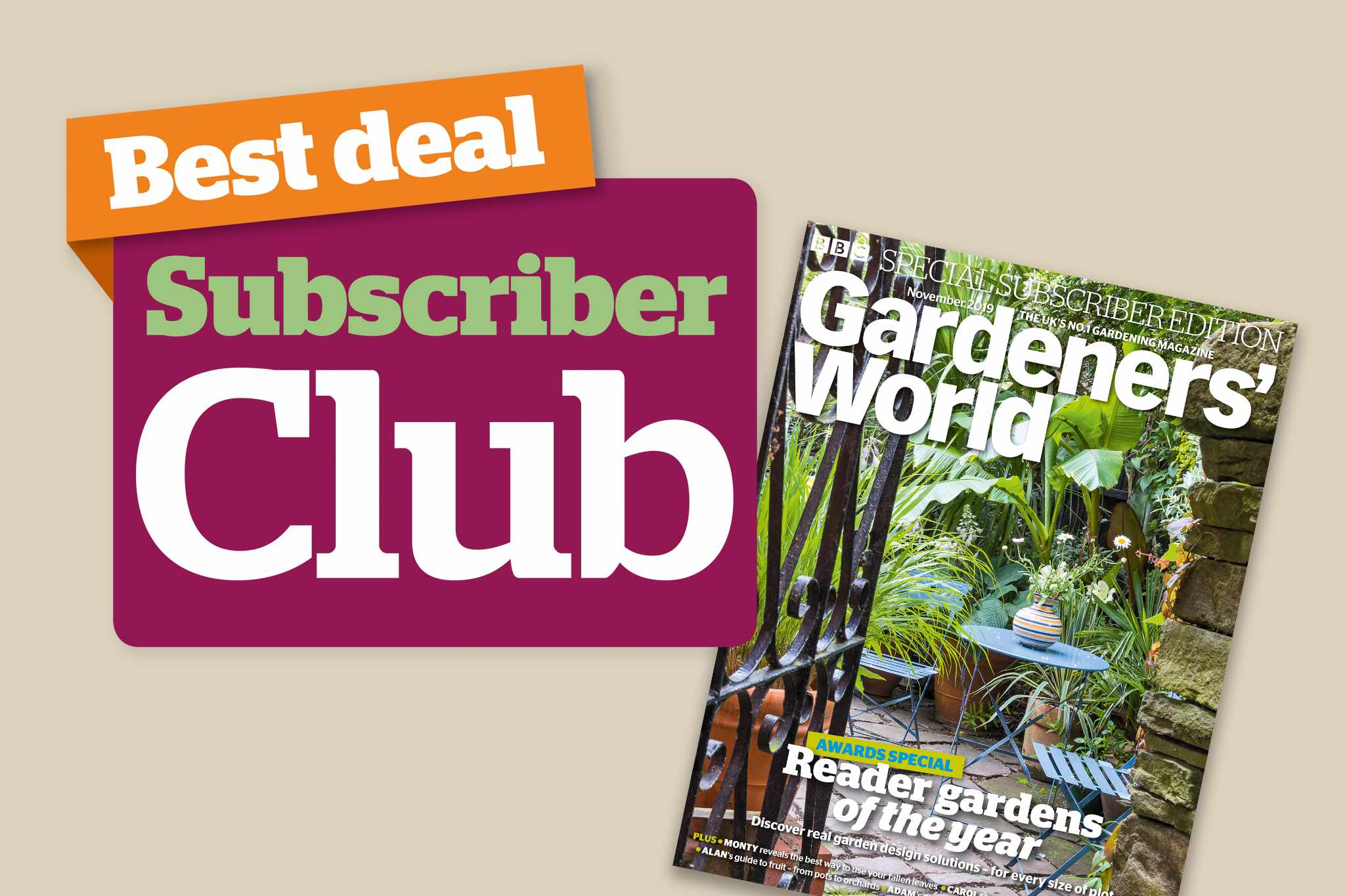 Subscribers save 10% with selected suppliers - new November issue