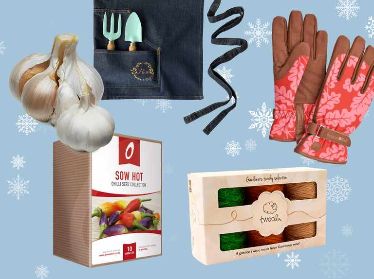 Christmas gifts for allotment gardeners