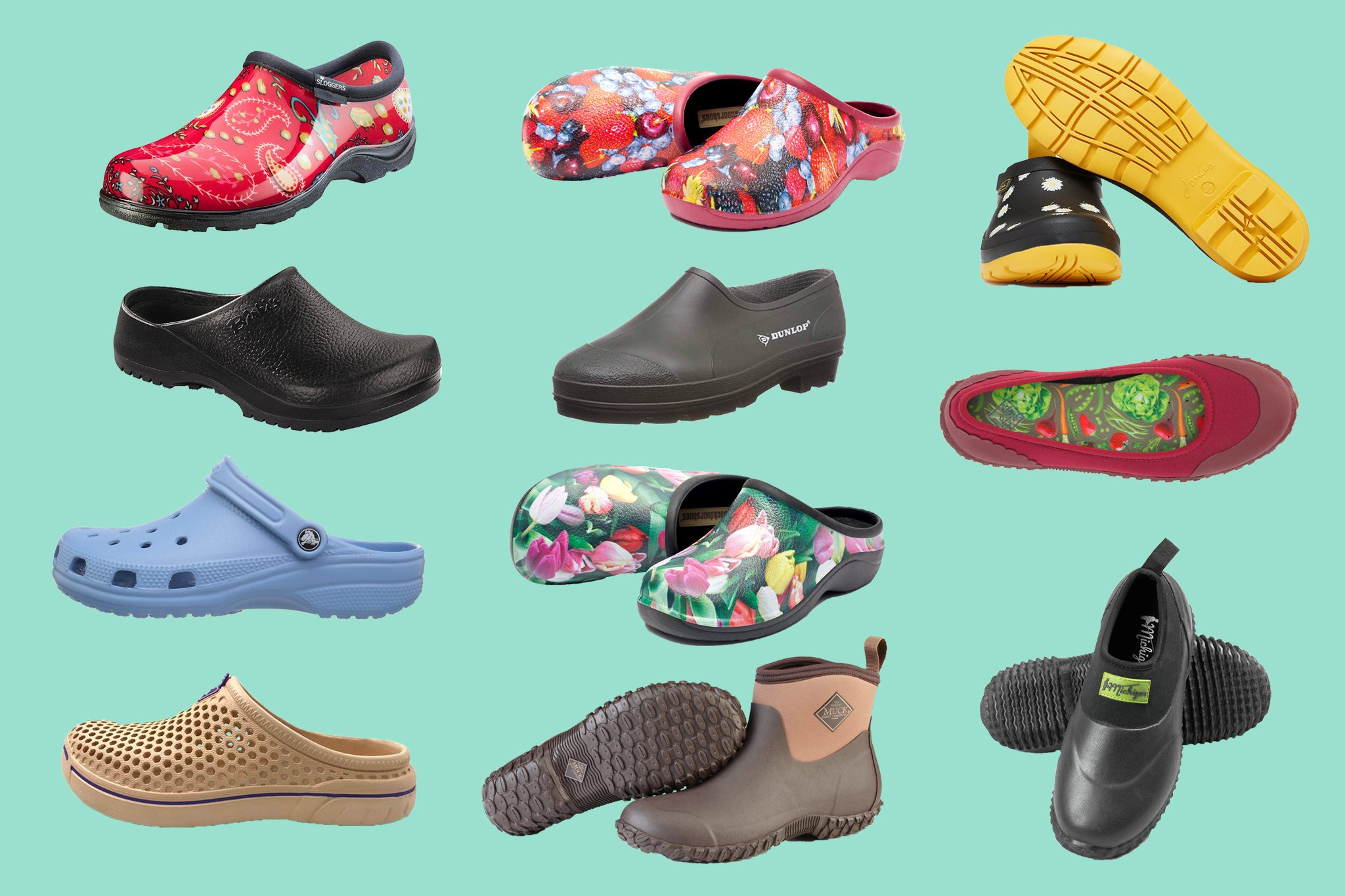 10 of the Best Gardening Shoes - BBC