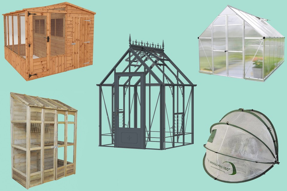 24+Robinsons Lean To Greenhouse