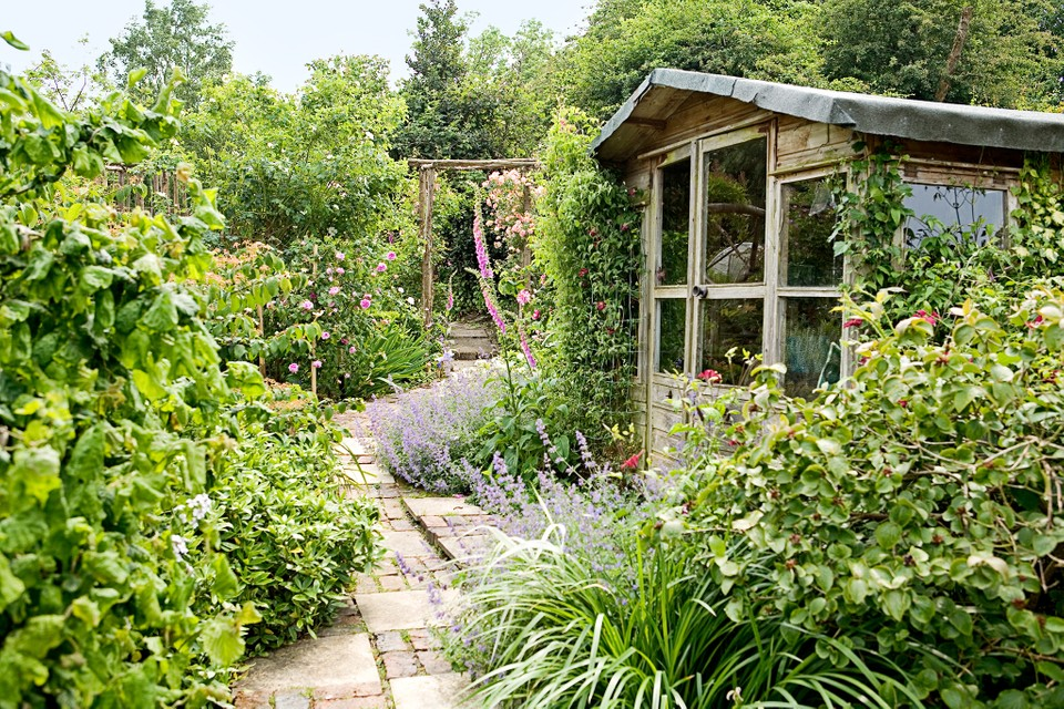 10 Of The Best Garden Sheds Bbc, Garden Shed Plan Uk