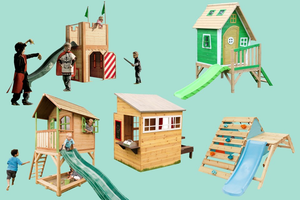 10 Best Wooden Playhouses For Kids, Best Outdoor Playhouse For Toddlers