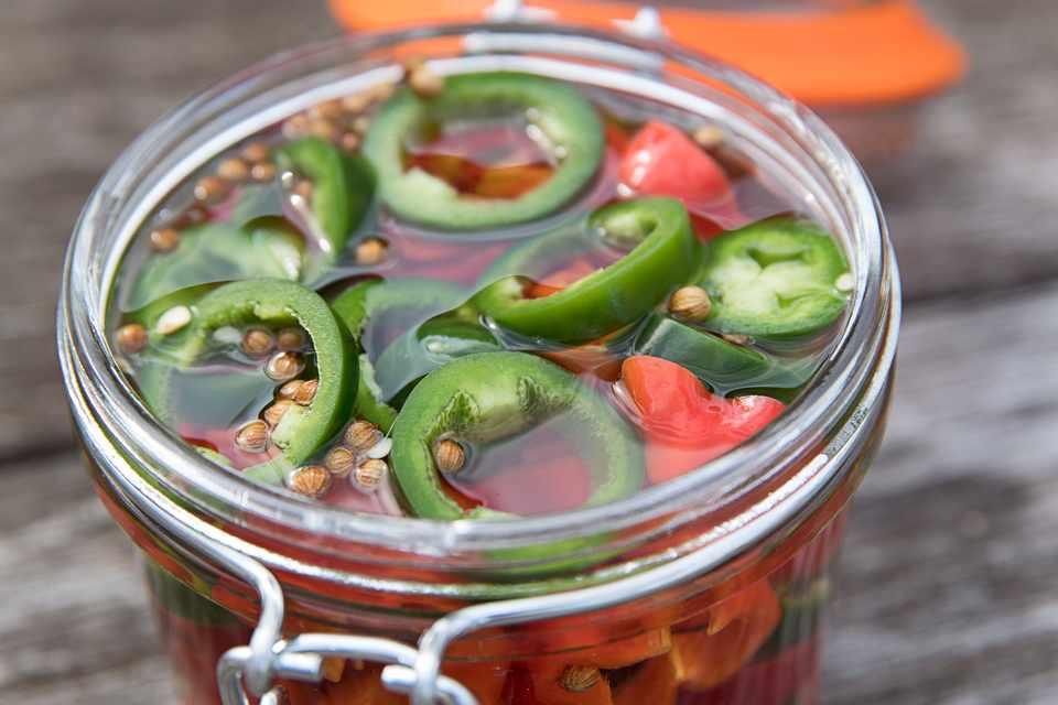 How to Pickle Chillies - BBC Gardeners' World Magazine