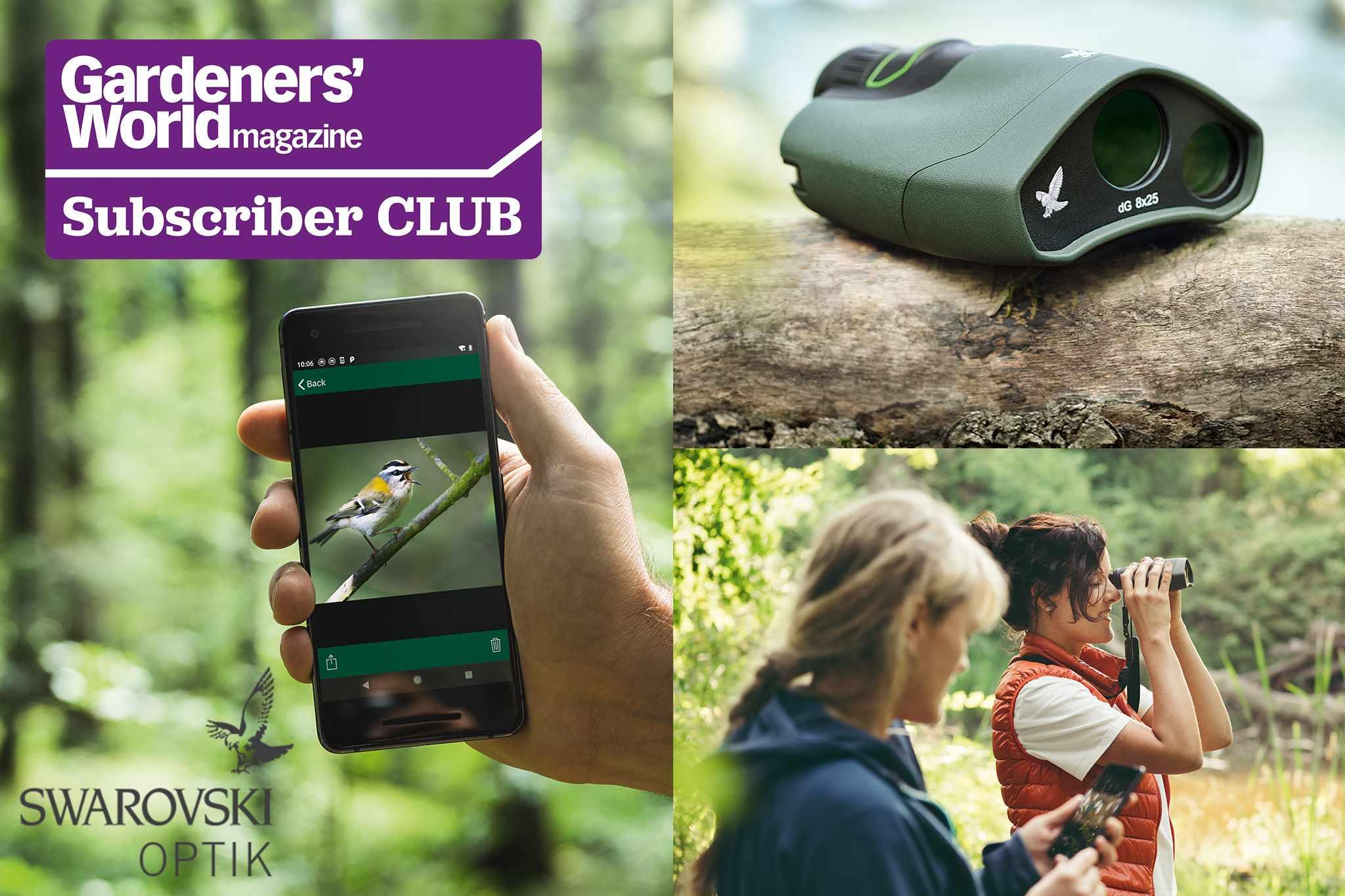 Subscriber Club: Win a Swarovski monocular, worth £1,650