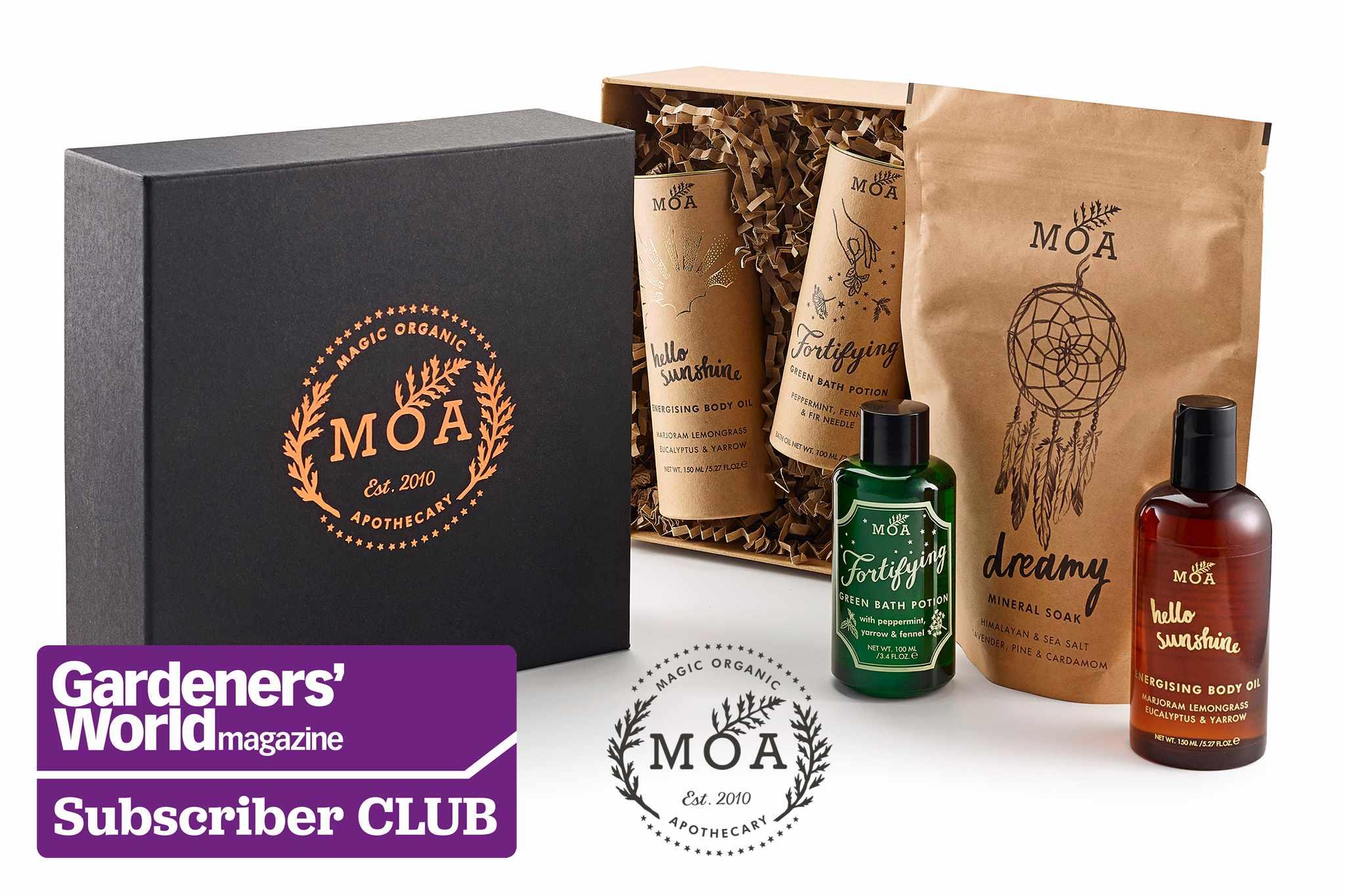 Win an MOA gift hamper
