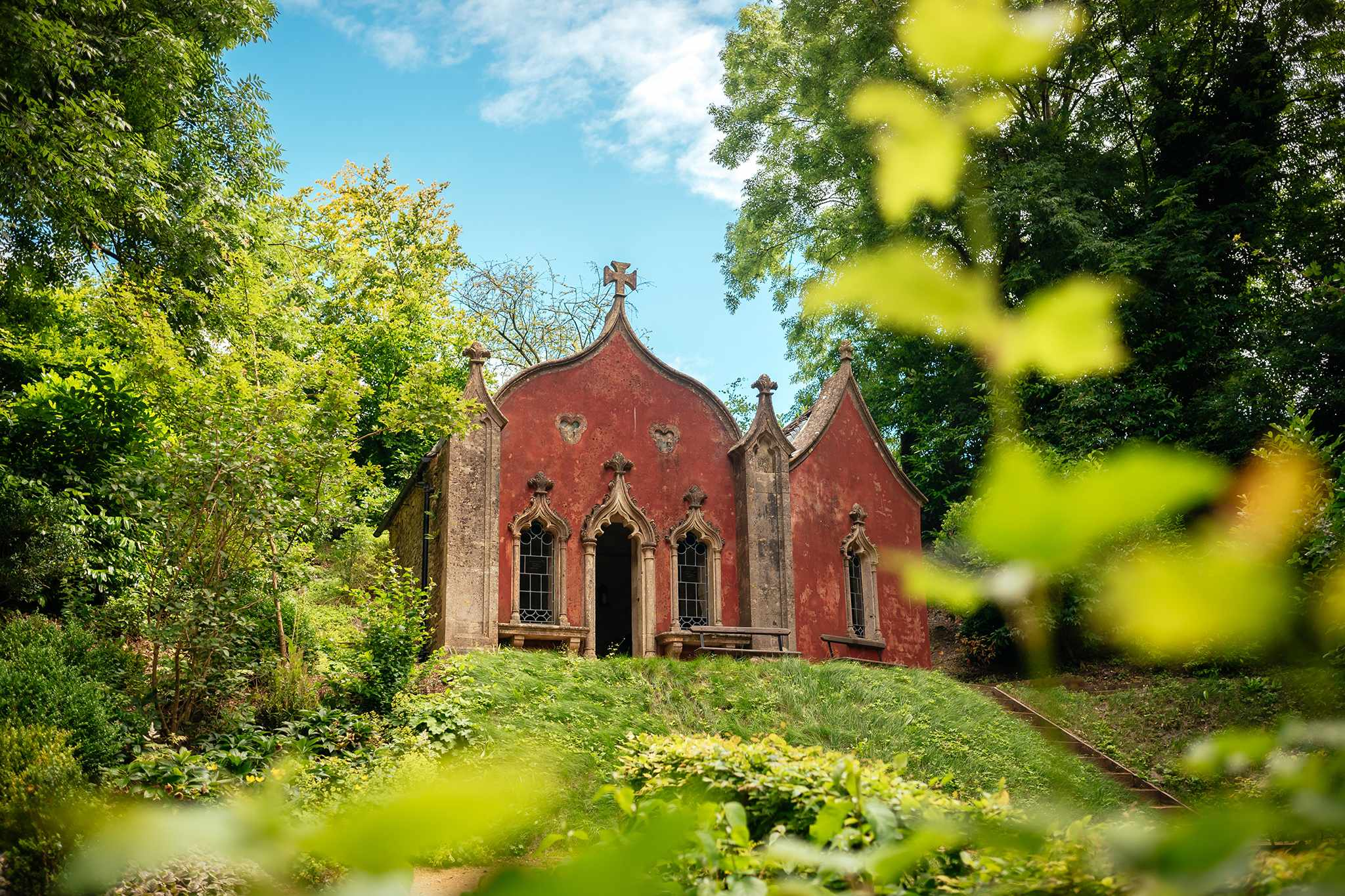 Painswick Roccoco Gardens