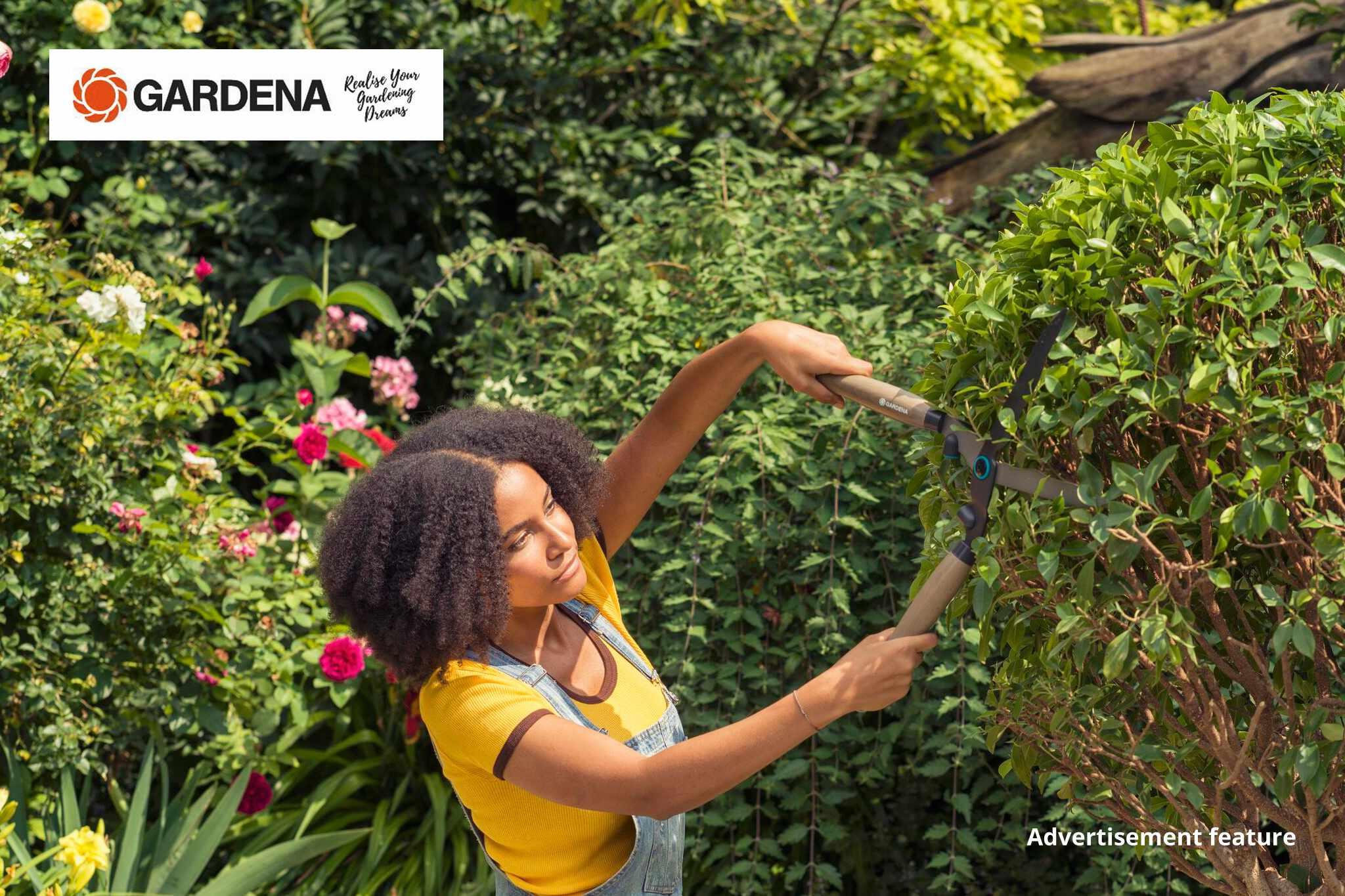 Win three pruning tools from GARDENA - BBC Gardeners' World Magazine
