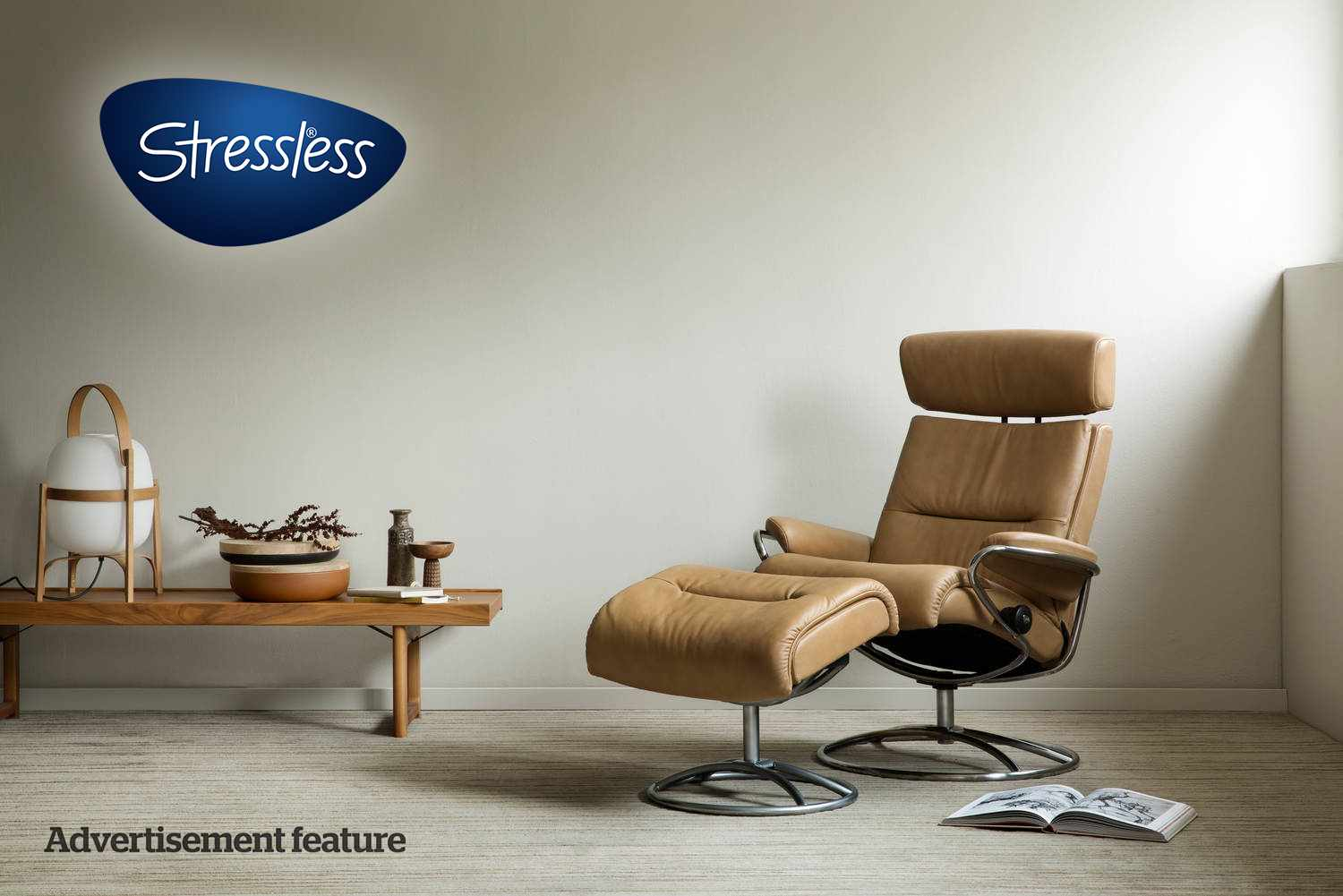 Win a chair from Stressless