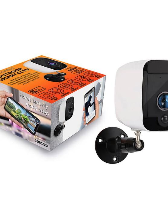 Aquarius wireless outdoor CCTV camera
