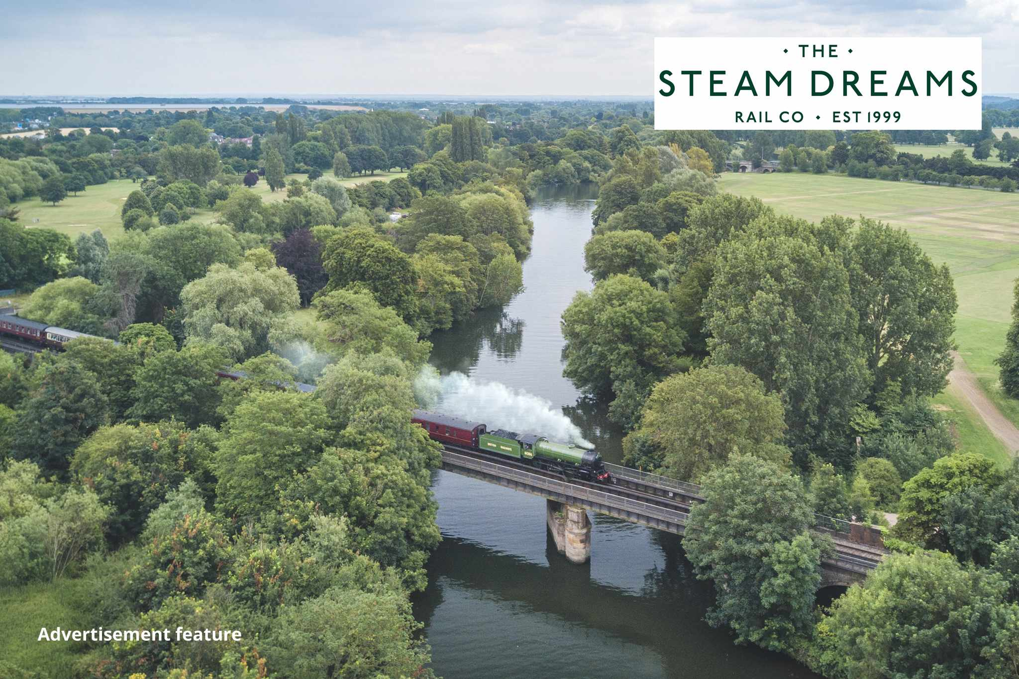 Win Pullman Dining tickets on The Royal Windsor Steam Express
