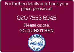 Travel Editions booking card