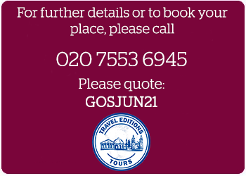 Travel Editions - Booking Card