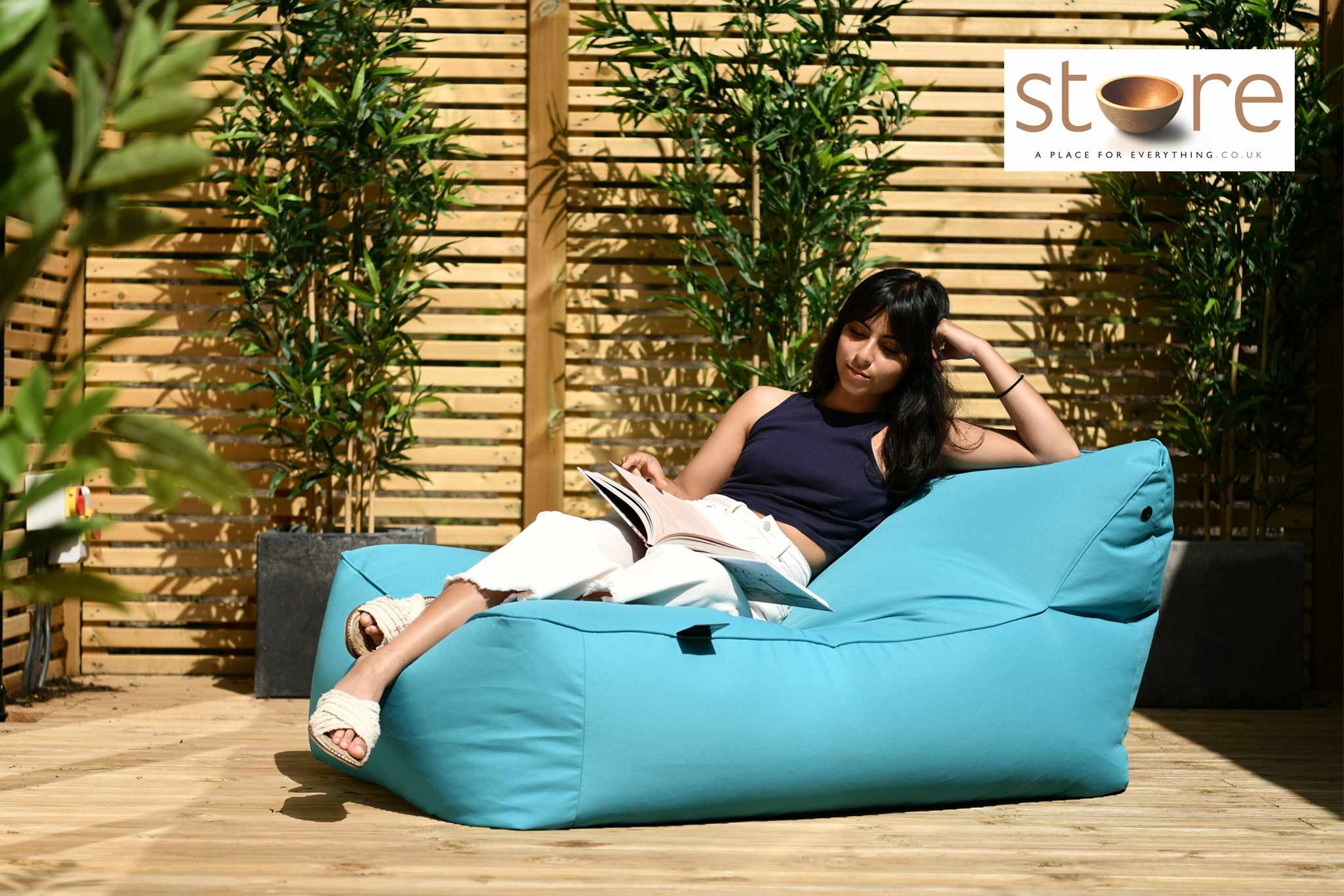 Win an outdoor lounging set from A Place for Everything