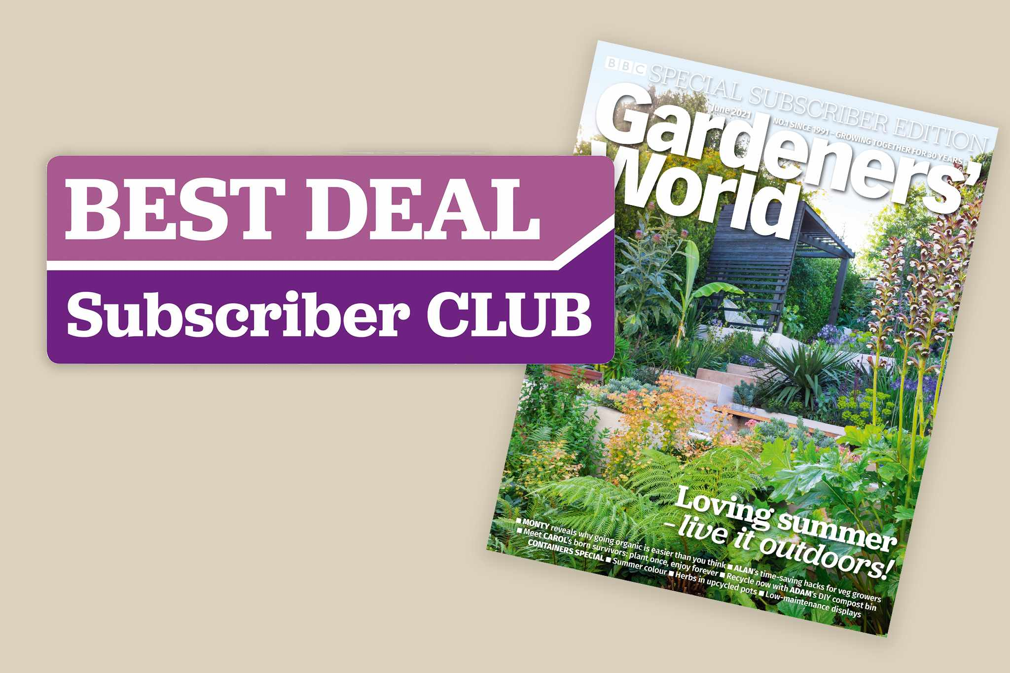 New June issue - subscribers save 10% with our selected partners