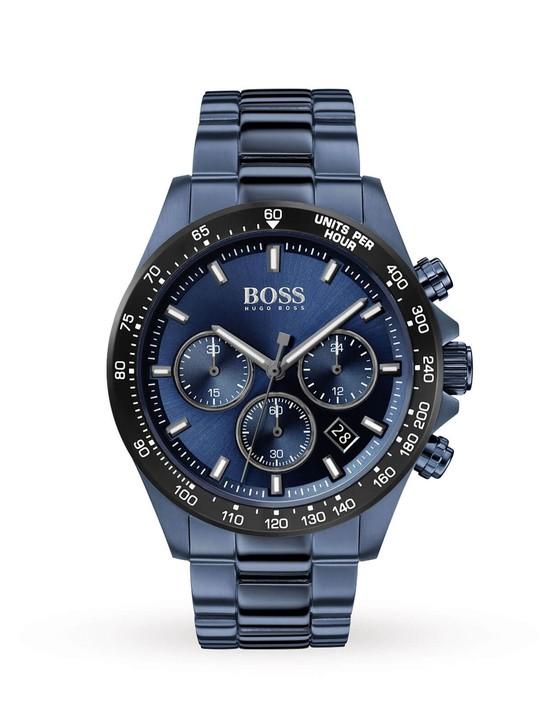 Hugo Boss Hero Sport Men's Blue Rare Watch HB1513758
