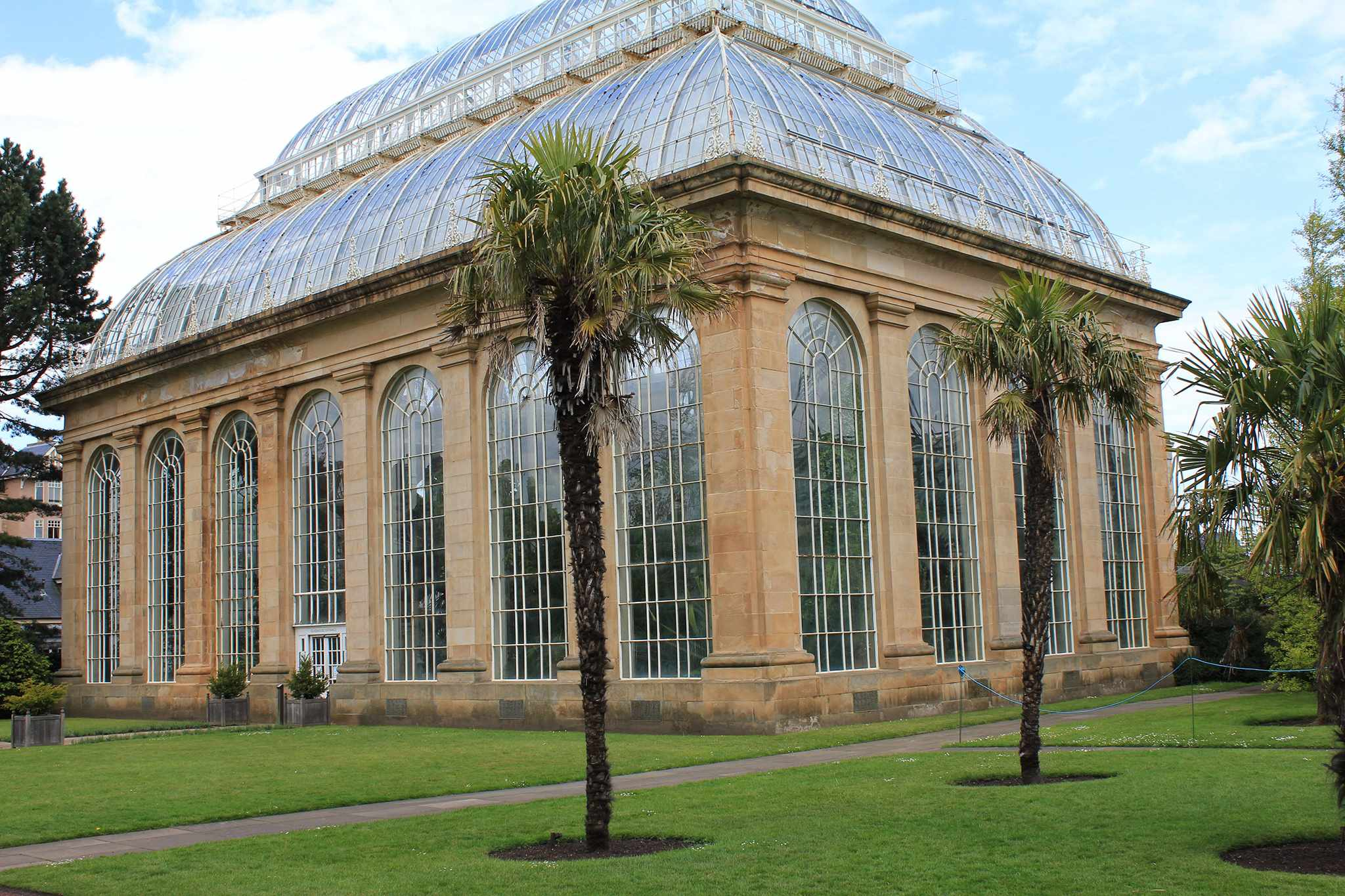 Connoisseur Travel - Royal Botanic Gardens Edinburgh