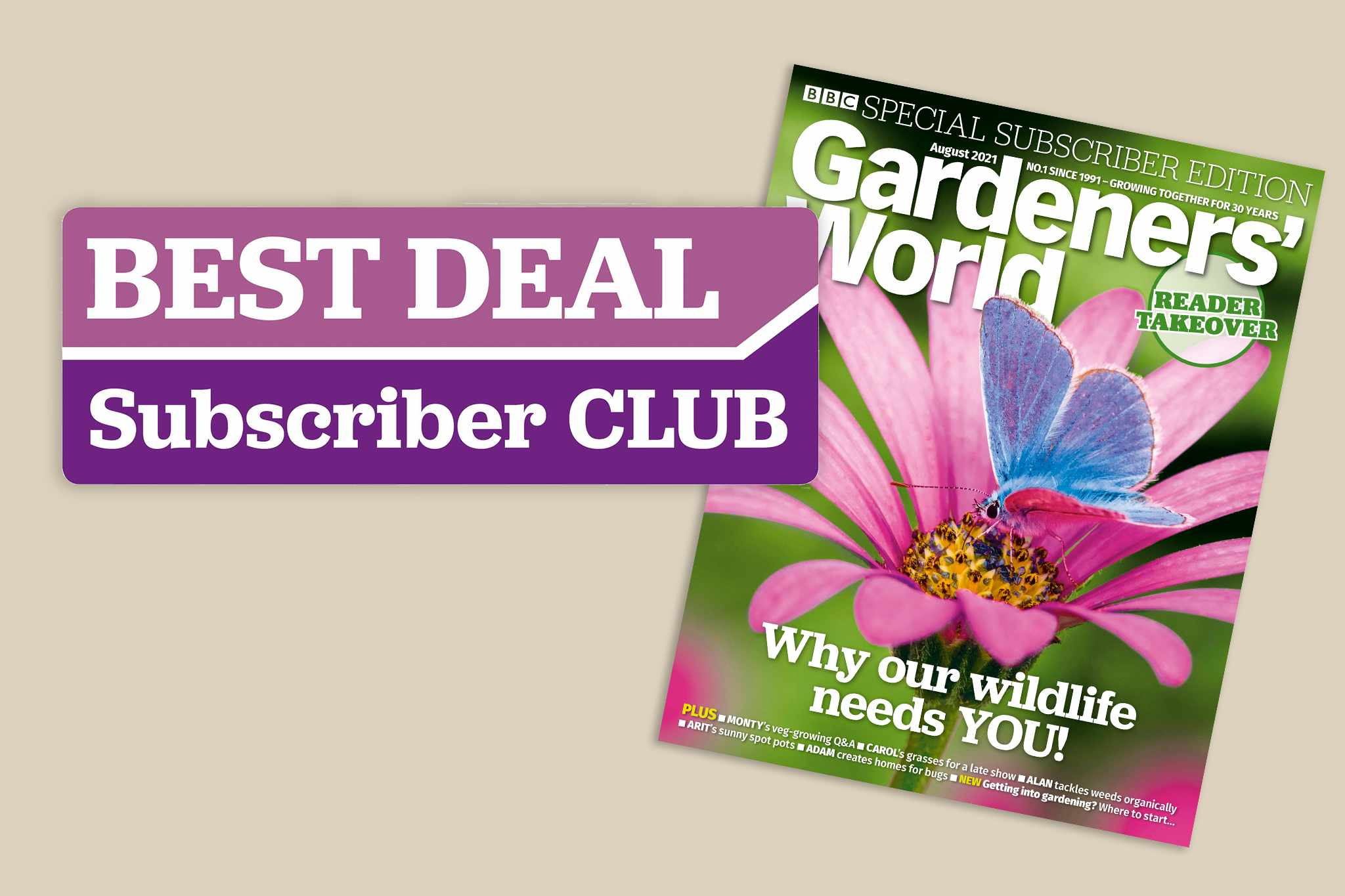 New August issue - subscribers save 10% with our selected partners