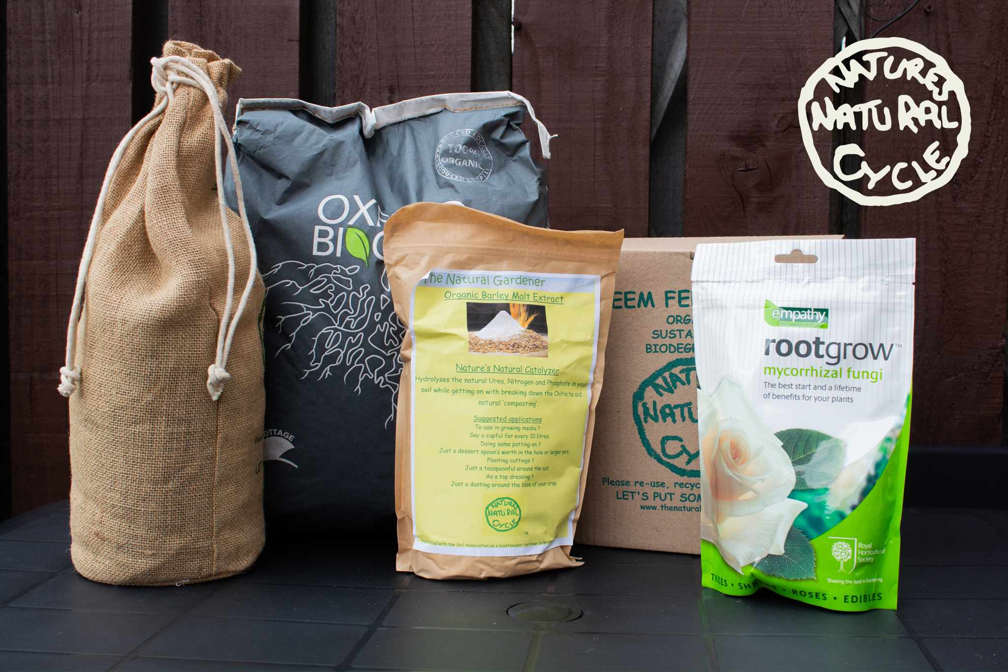 Win a bundle from The Natural Gardener