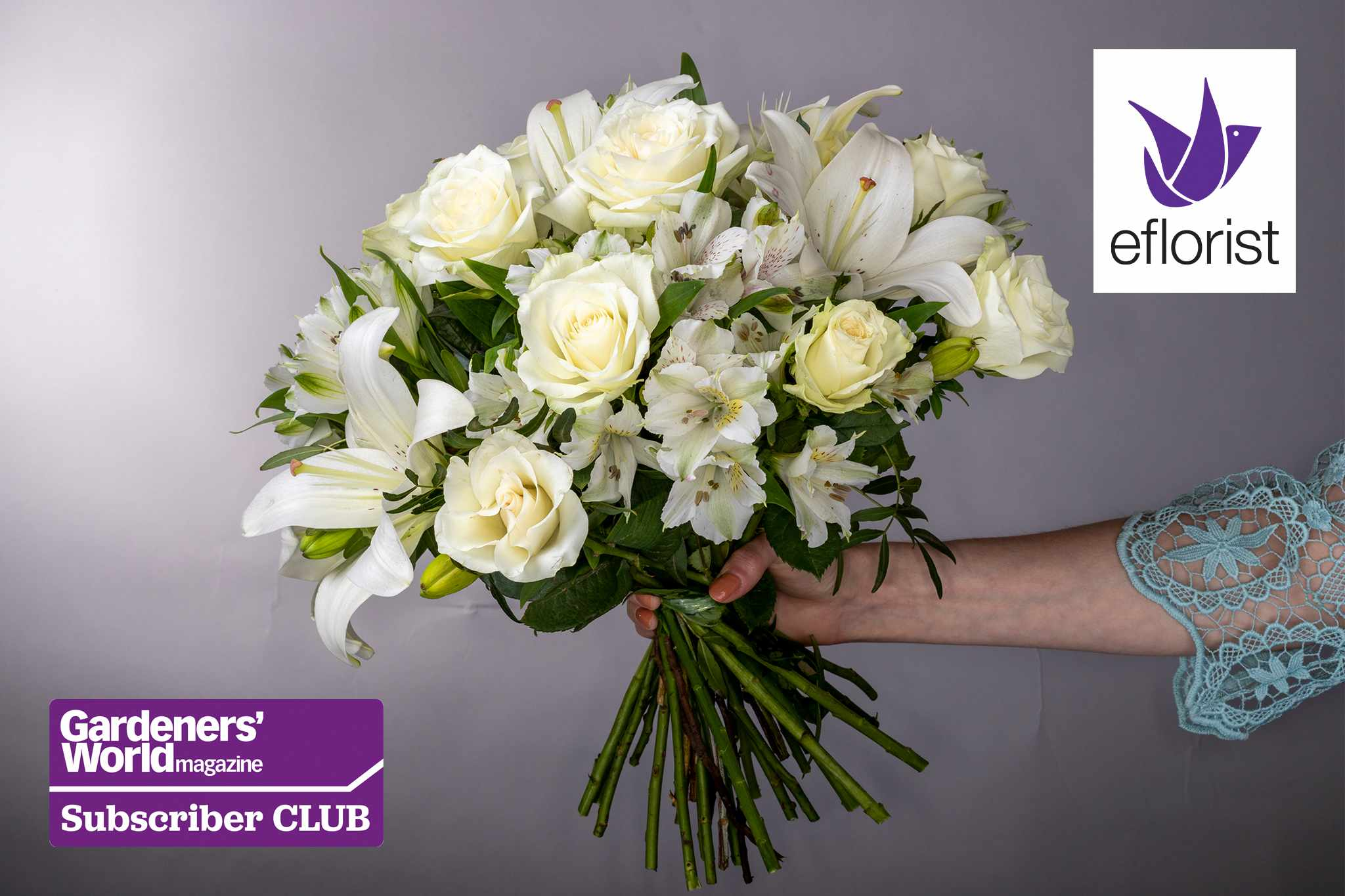 Win six months of bouquets from Eflorist