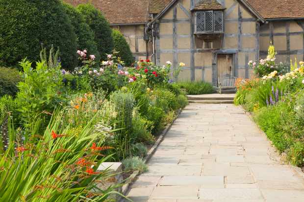 Shakespeare's Birthplace 2for1