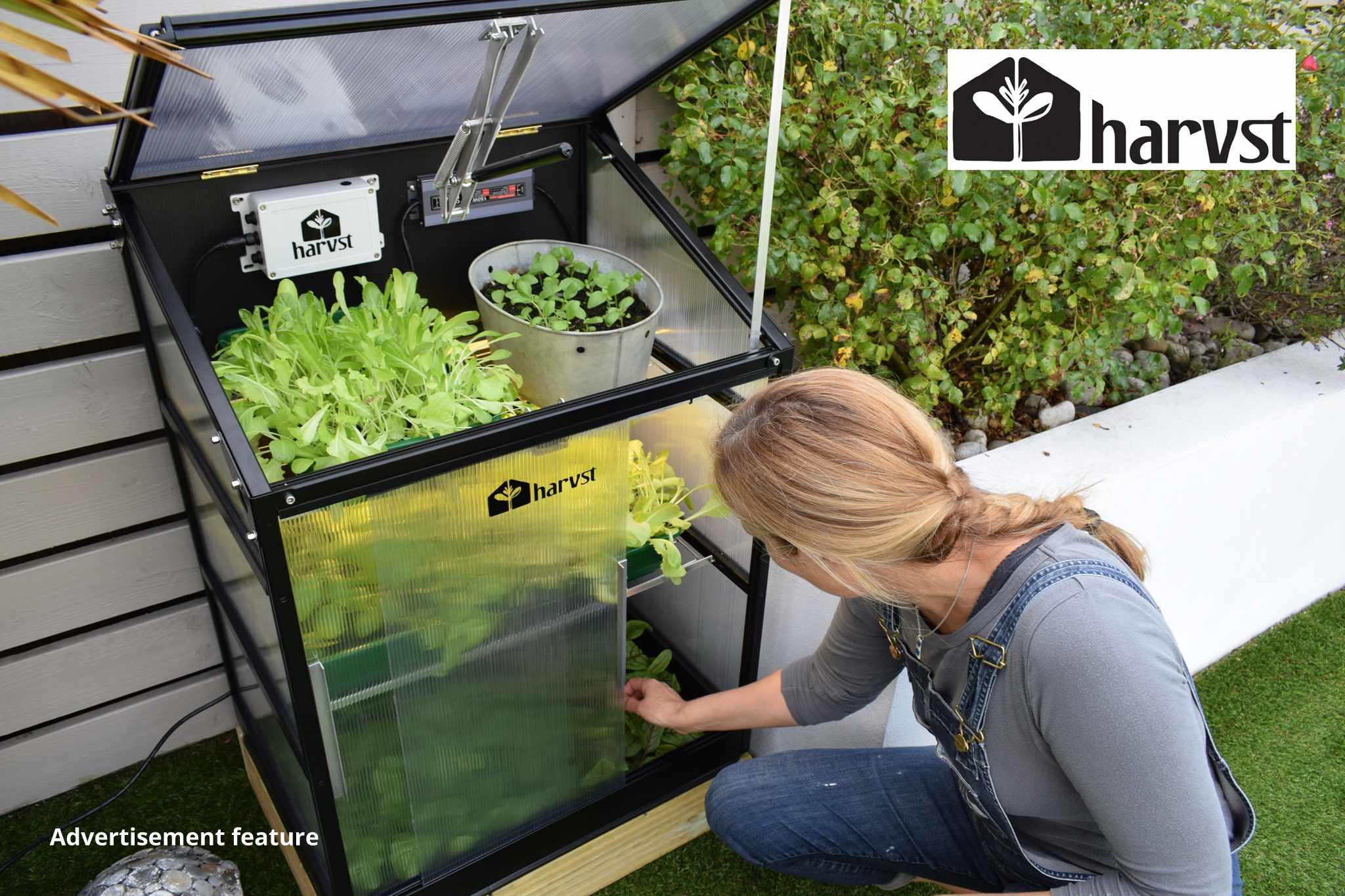 Win a Harvst greenhouse