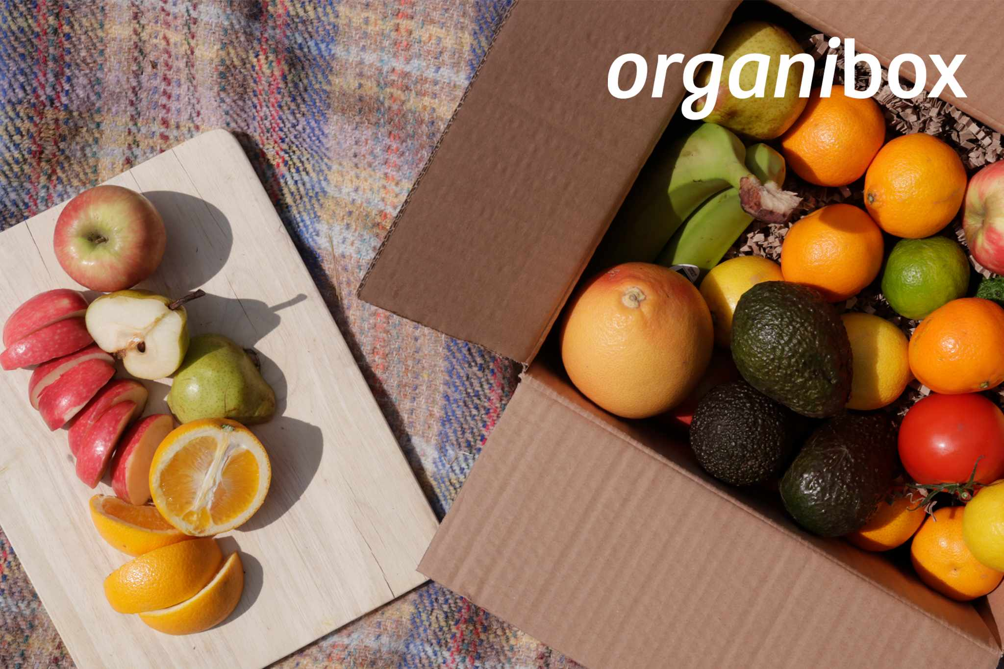 Win a 3 month subscription to Organibox