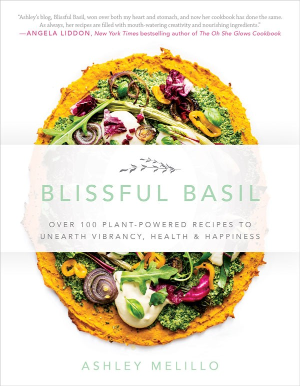 Blissful Basil vegetarian cookbook