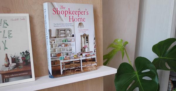 Caroline Rowland The Shopkeeper's Home