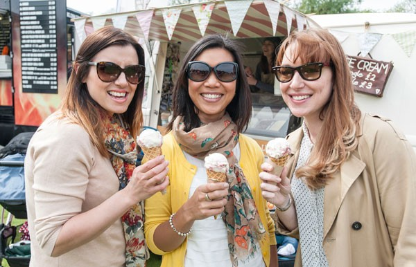 Foodies Festival UK summer
