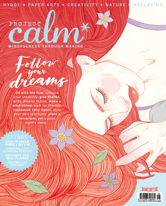 Project Calm issue 6 cover