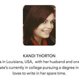 Kandi Thorton flash fiction short story