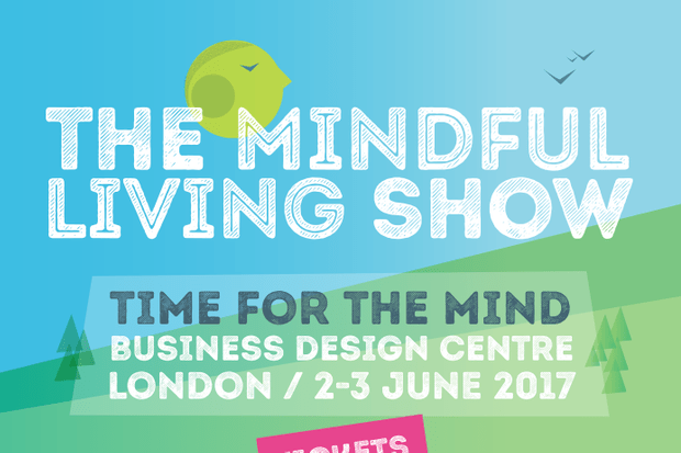 Mindful Living Show Poster