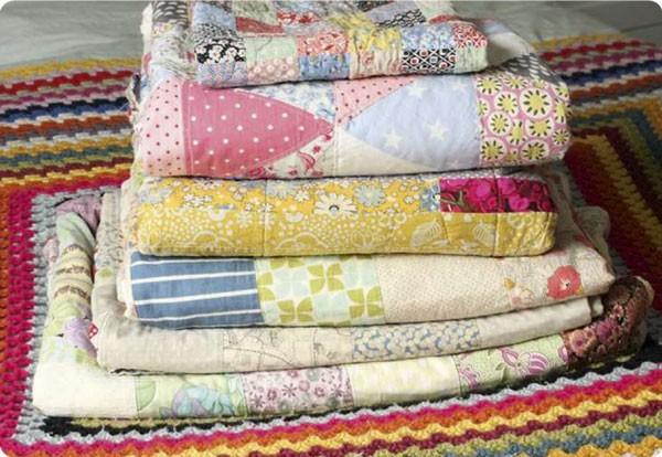 Minimalism Rosee Woodland blankets
