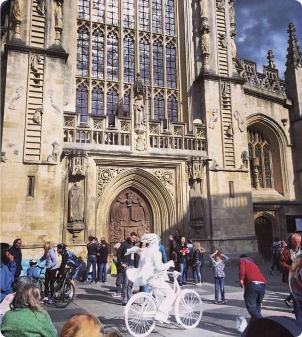 Photowalk Bath cathedral