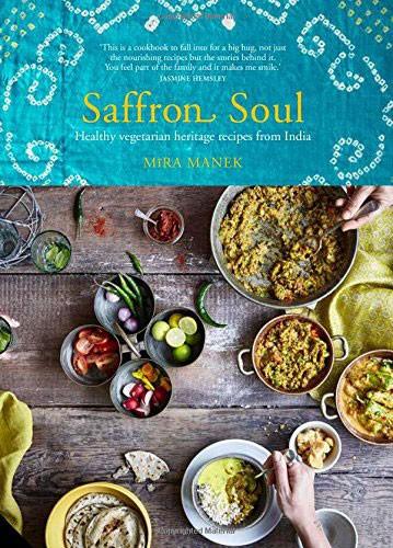 Saffron Soul vegetarian cookbook