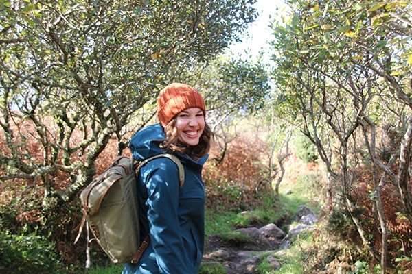 Sian Lewis The Girl Outdoors travel writer