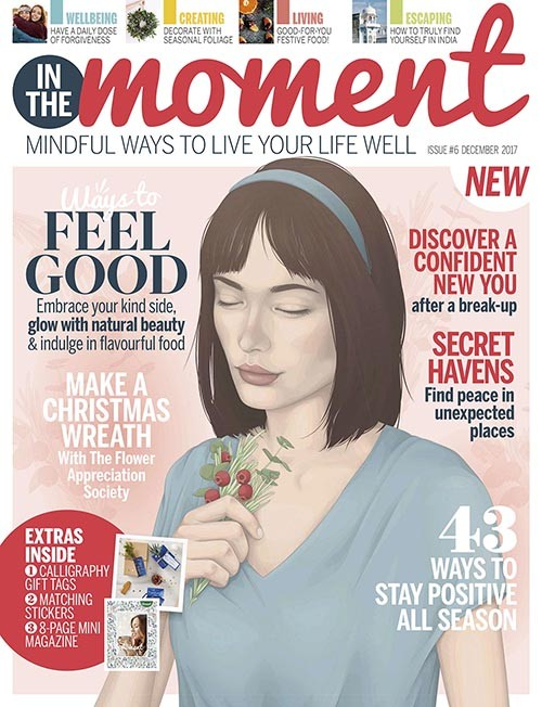 In The Moment Magazine issue 6