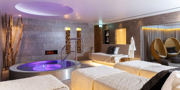 Champneys Spa relaxation area
