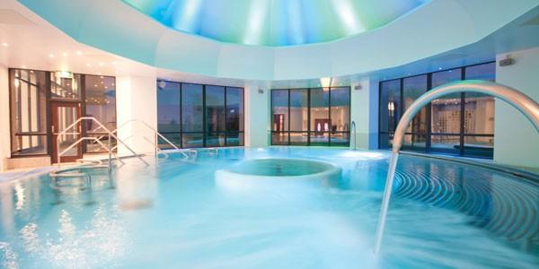Champneys Spa Thalasso pool