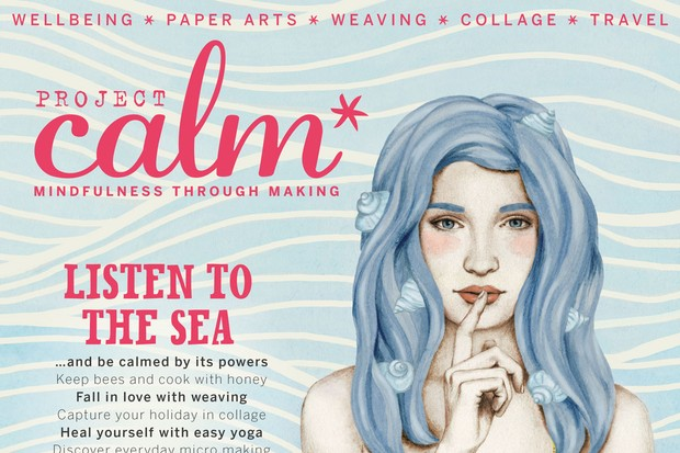 Project Calm issue 4 cover