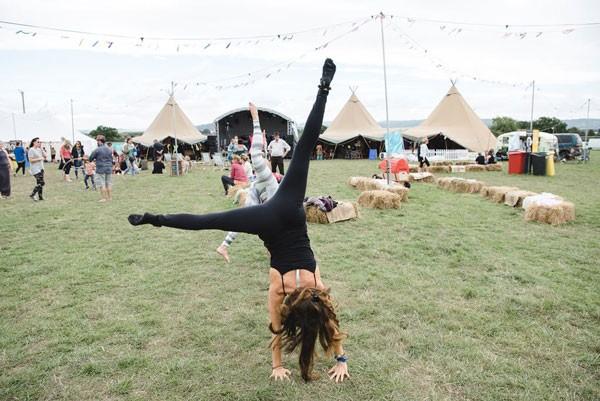 Soul Circus yoga festival